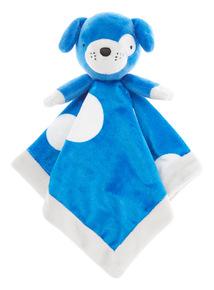 Blue Dog Comforter