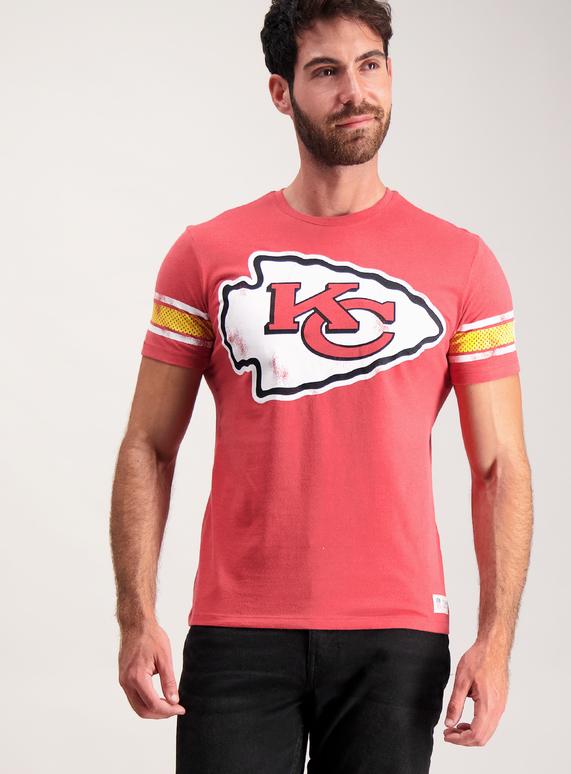 sports shoes b734e f2394 SKU:NFL CHIEFS TEE:Red