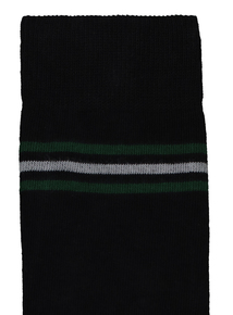 Black Stripe Detail Stay Fresh Socks 7 Pack