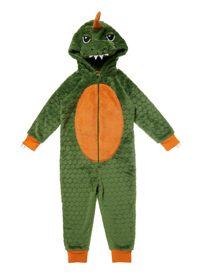 Green Dinosaur All In One (3-12 years)