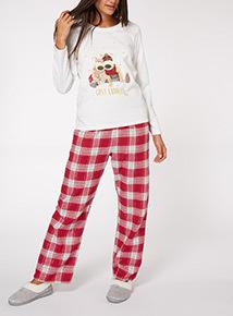 Boofle Fleece Pyjama Set