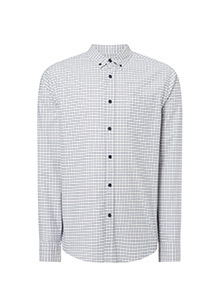 White Tattershall Oxford Shirt