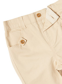 Stone Chino Trousers (0-24 months)