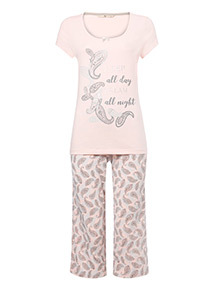 Sleep All Day Pyjama Set