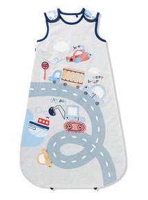 Multicoloured Transport Sleep Bag (0-24 months)