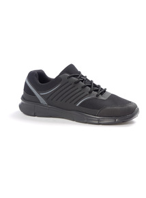 Black Active Trainers