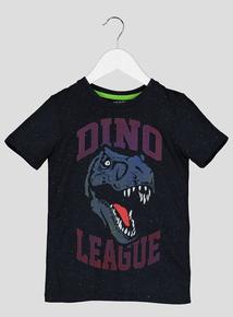 Dino League T-Shirt (3-14 Years)