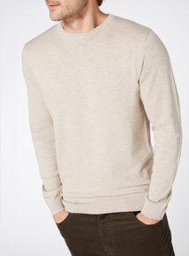 Stone Knitted Jumper