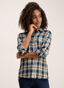 Multicoloured Check Lumberjack Shirt