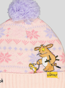 The Gruffalo Multicoloured Beanie & Gloves (1-9 years)