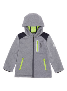 Boys Grey Active Jacket (3-12 years)