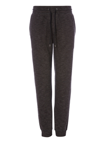 Black Grindle Joggers