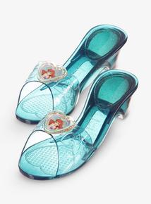 f4f8a6523 Disney Princess Blue Ariel Jelly Shoes (One Size)