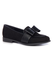 Bow Detail Loafer