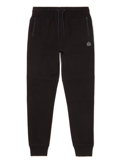 8ad107e71a7e Menswear Admiral Performance Black Sweat Jogger