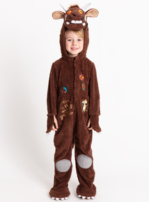The Gruffalo Brown Dress Up Costume (1-8 years)
