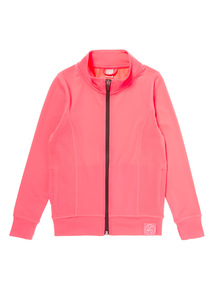 Pink Dance Zip Through (3-14 years)