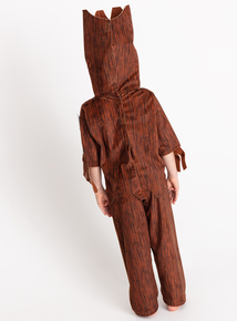Great Stick Man Brown Costume (1 8 Years)