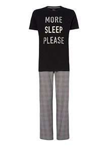 Father's Day More Sleep Please Pyjamas