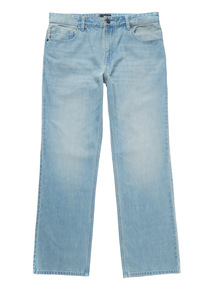Extra Light Wash Bootcut Jeans