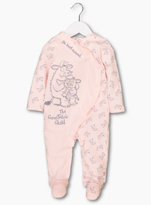 Online Exclusive The Gruffalo Pink Sleepsuit