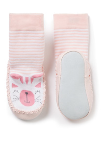 Pink Cat Mock Ons