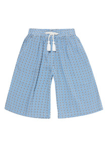 Girls Blue Culotte (3 - 12 years)