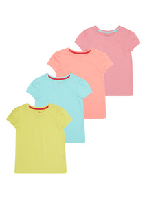 Bright Tees 4 Pack (9 months - 6 years)