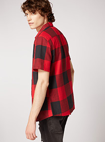 GFW Red Buffalo Check Shirt