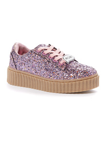 Glitter Creeper Shoes (10 Infant - 4)