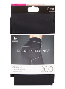 200 Denier Body Shaping Leggings