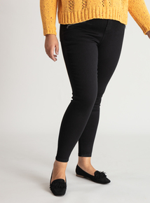 Online Exclusive Black Skinny Jeans