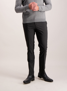 Online Exclusive Black Skinny Fit Trousers