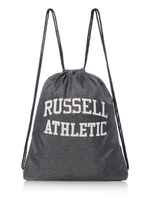 Online Exclusive Russell Athletic Grey Gym Sack