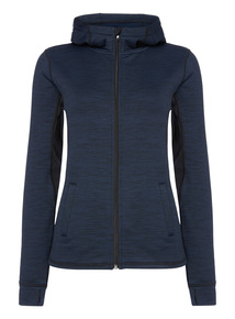 Navy Running Jacket