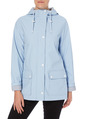 Thumbnail of SKU RUBBER COATED RAINCOAT - Feb:Light Blue