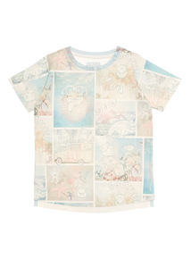 Multicoloured Photo Doodle Tee (9 months - 6 years)