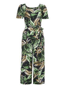 Leaf Jumpsuit
