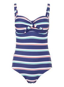 Striped Swim Suit