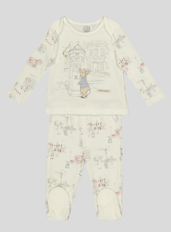 7e7945330 Baby Peter Rabbit Pyjamas (Newborn-36 months)