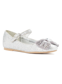 Party Shoe With Sequins (10 Infant - 4)