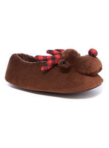 Reindeer Novelty Slipper