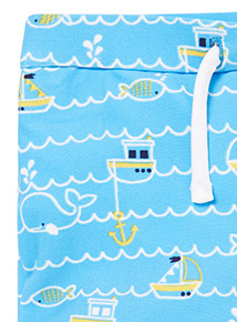 Blue Boys Sea Swim Shorts (0-36 months)