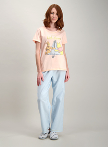 2caac64cb2 Disney Winnie the Pooh Pink  Little Things  Pyjamas