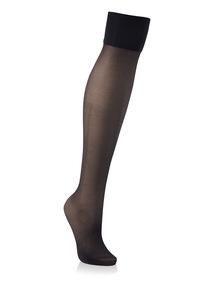 Black Knee High 2 Pack