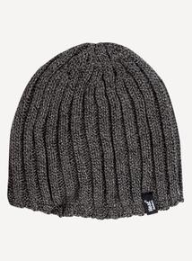 Sockshop Heat Holders Thermal Grey Hat