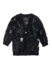 Black Star Knit Mystical Cardigan (3-14 years)
