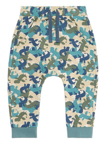 Camouflage Dragon Joggers (0-24 months)