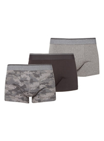 Camo Hipsters 3 Pack