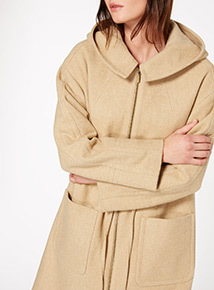 Zipped Smart Parka